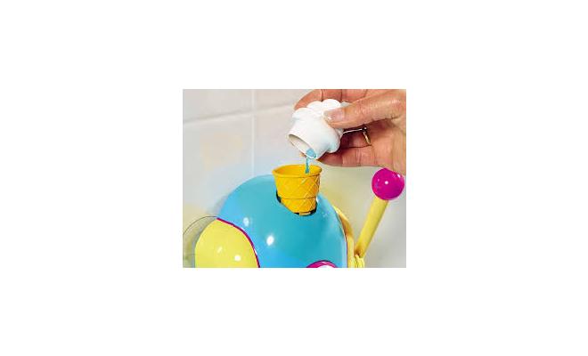 Tomy 雪糕機泡沫沐浴玩具