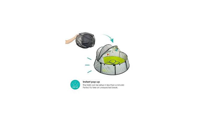 BBLUV 2合1旅行和遊戲帳篷 - 有趣的帳篷 UV 保護嬰兒和幼兒