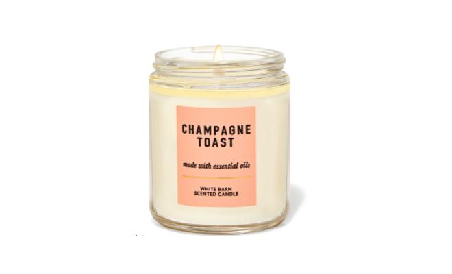 Bath & Body Works單芯 CHAMPAGNE TOAST - 氣泡香檳,氣泡漿果,橘子