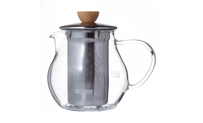 HARIO Tea Pitcher 極簡花茶壺450ml TPC-45HSV