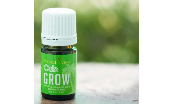 OOLA GROW™「成長」複方精油 5ml