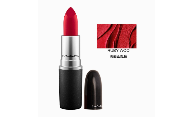 Mac Retro Matte Lipstick 復古啞光唇膏 # Ruby Woo