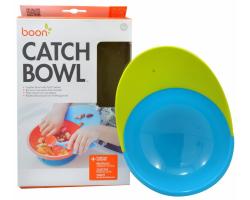 美國Boon 寶寶吸盤碗 藍綠色 1個裝