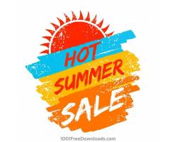英國Summer Sale