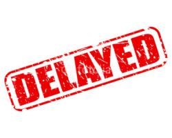 美國俄勒岡免稅倉 2/8 出庫批次包裹延誤通知。