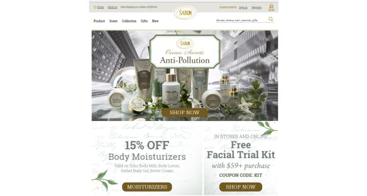 SABON ANTI POLLUTION GIFT