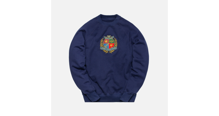 CREST CREWNECK from kith store