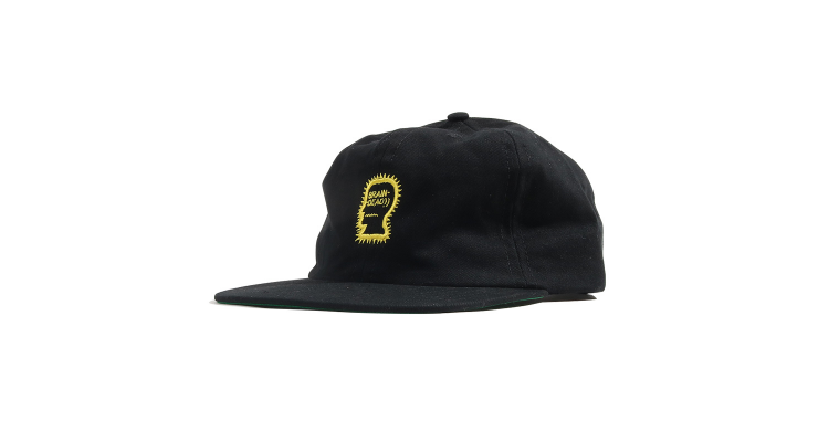 BRAIN DEAD Logo 5 Panel cap