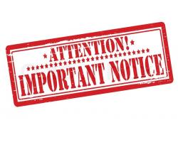 重要通告! 美國德拉華免稅倉及美國俄勒崗免稅倉庫搬遷通知! 即日(12/10/2018)起生效!
