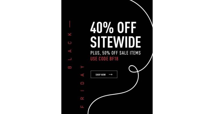 Reebok Black Friday sale ~
