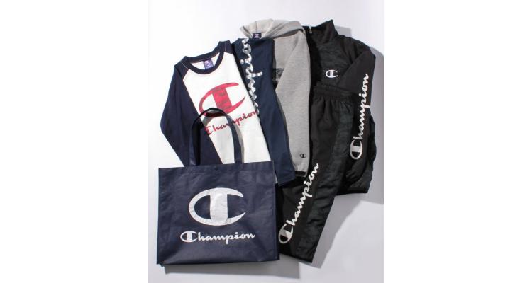 日本 Champion 童裝福袋