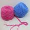 珊瑚绒毛线凤羽绒宝宝线瑕疵线残次线脏线特价处理2斤包邮