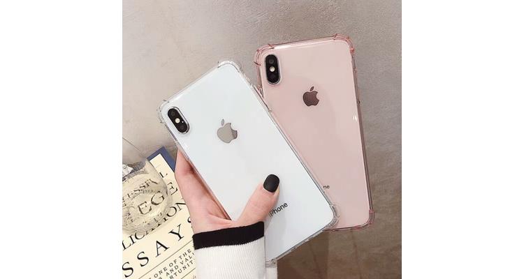 「买二送一」iphoneXsR手机防摔壳苹果XR硅胶手机套iph