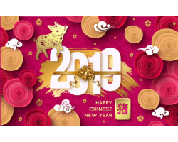 2019 農曆新年 中國香港各項服務 安排
