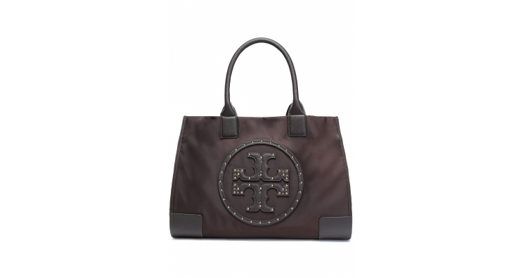 Tory Burch Studded shell tote