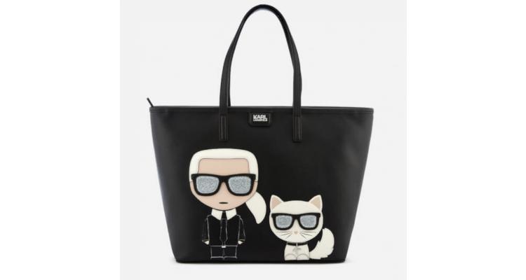 Karl Lagerfeld購物袋