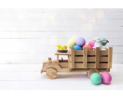 復活節及清明節假期 自取及派送安排