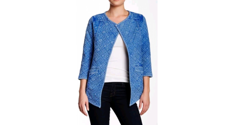 Lucky Brand Quilted Moto Jacket