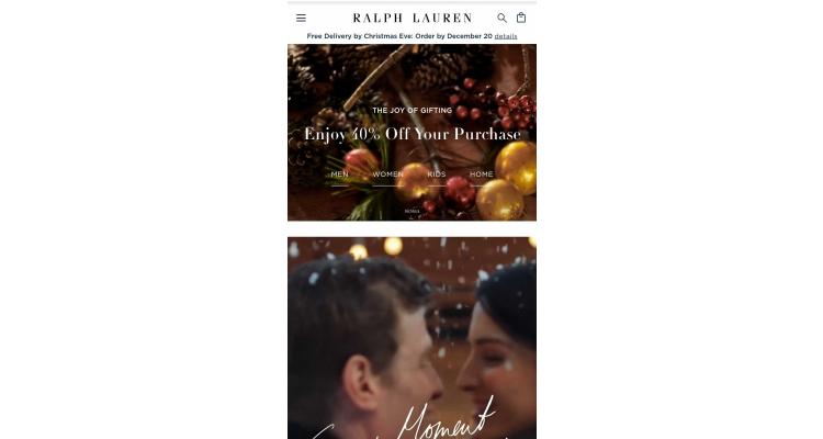 美國 Ralph Lauren polo 聖誕前優惠6折
