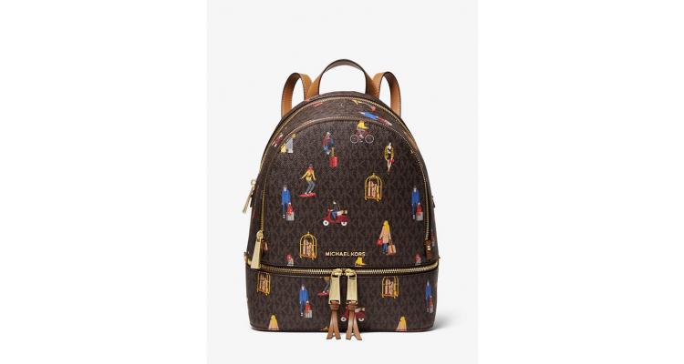 MK Girls Backpack