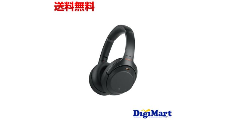 索尼索尼WH-1000XM3(B)無線噪音撤銷耳機[黑色]
