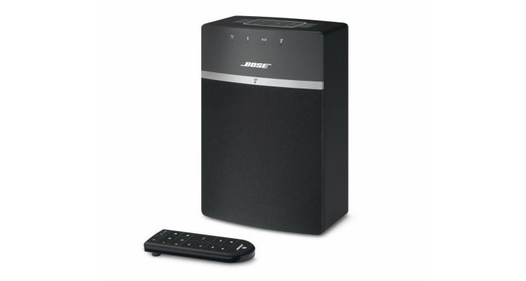 Bose SoundTouch 10 無線藍牙音箱 $99.95