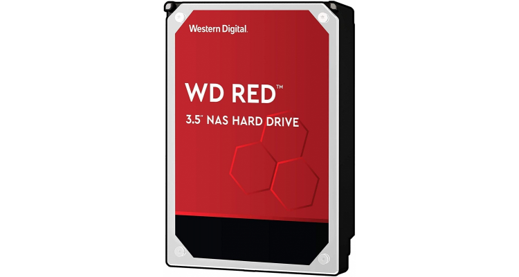 WD 紅盤 10TB NAS 機械硬盤 $274.99