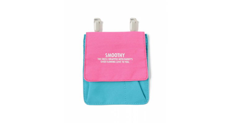 SMOOTHY / External pocket
