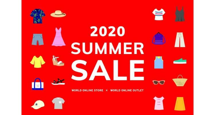 world online store summer sale