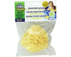 (2個裝) 美國Baby Buddy 天然洗澡蜂窩海棉