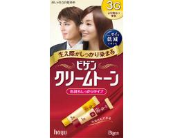 BIGEN美源 染髮劑  3G-明亮栗色