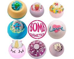 英國 BOMB COSMETICS 彩虹泡泡浴球160g
