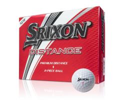 Srixon Distance Golf Balls (12 Balls)