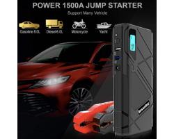 Imazing IM23 Car Jump Starter 15V 1500A Peak 12000mAH 迷你過江龍