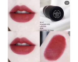 MAC - 絲霧唇膏 - Devoted To Chili #316 3g