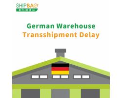 German Warehouse Transshipment Delay