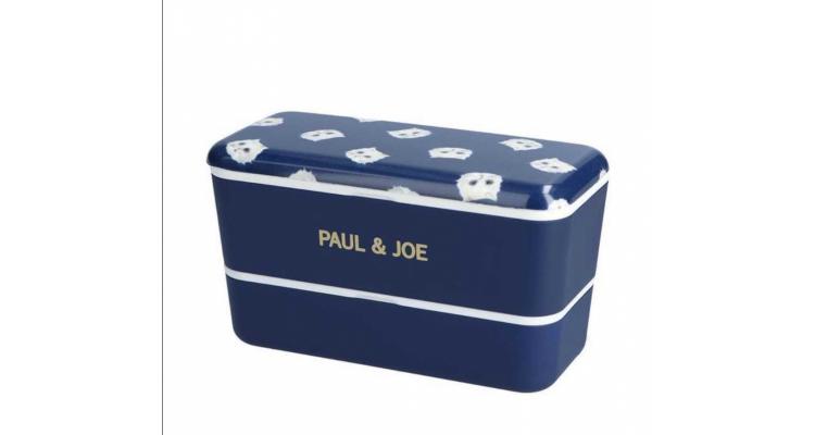 Paul & Joe 貓貓雙層lunch box
