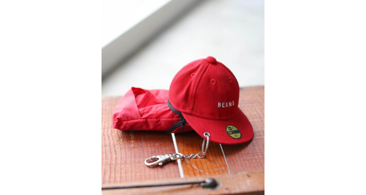 New Era x Beams 美式棒球帽+日系風