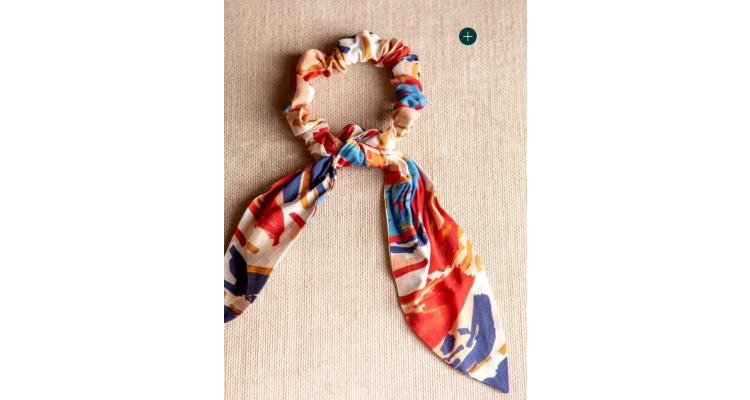 圍巾效果髮箍