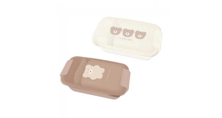 日本製熊仔lunch box