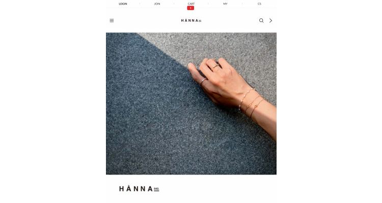 Hanna男女首飾