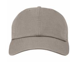 Champion 經典水洗斜紋帽 (CA2000) OS/TU 卡其色