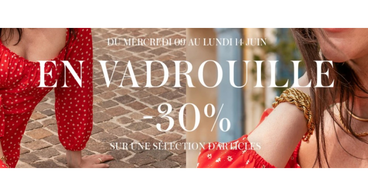 marie-sixtine 30% OFF
