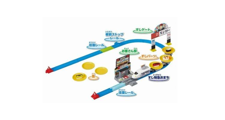 迴轉壽司火車系列