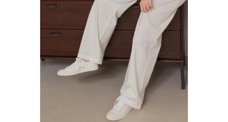 奶油舒適日常百搭小白鞋