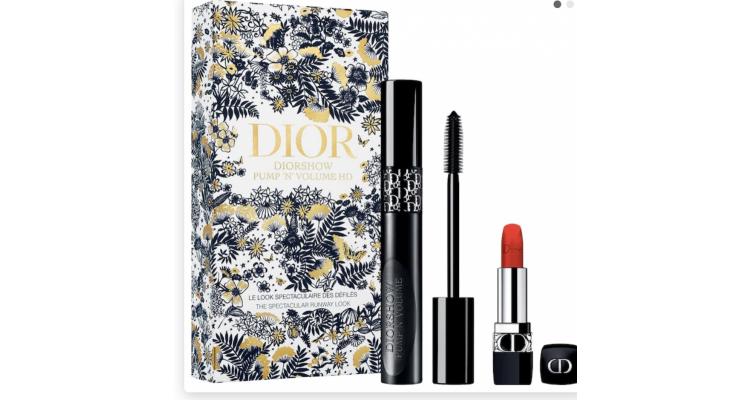 Dior限量版化妝Set